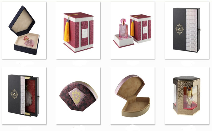 Cosmetic Perfume Paper Box