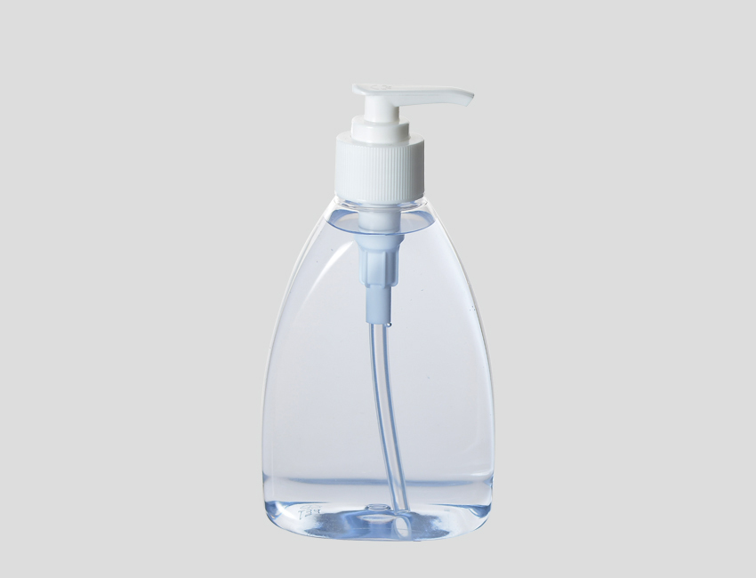 Empty Lotion Bottles with Pump