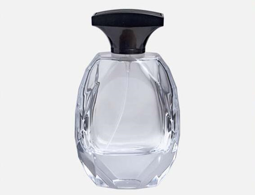 Clear Glass Perfume Bottle Wholesale