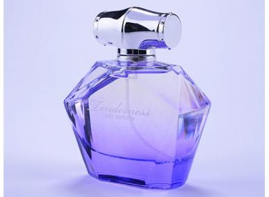 Glass Perfume Jar