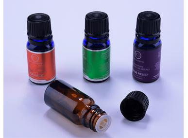 Essential Oil Bottle with Roller