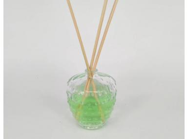 Diffuser Glass Bottle for Christmas Decoration