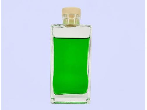 French Perfume Glass Bottle
