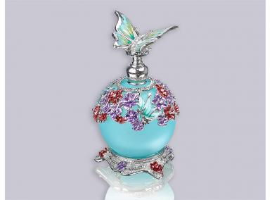 Empty Refillable Glass Perfume Bottle