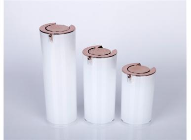 White Spray Cosmetic Bottle