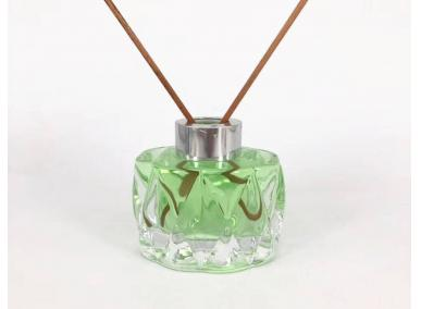 Green Diffuser Glass Bottle