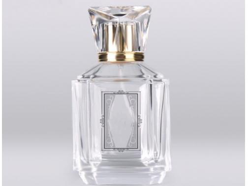 Empty Glass Perfume Bottles