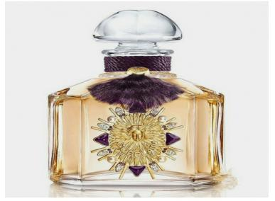 Luxury Glass Perfume Bottles