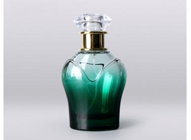 Glass Perfume Bottle for Men