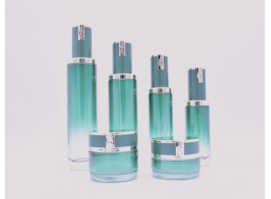 Glass Cosmetic Packaging Containers