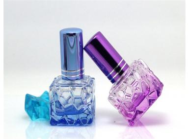 Colorful Glass Perfume Bottle Wholesale